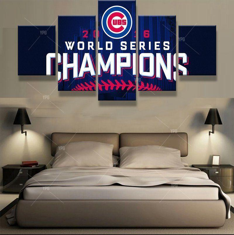 Chicago Cubs Baseball Champion - It Make Your Day