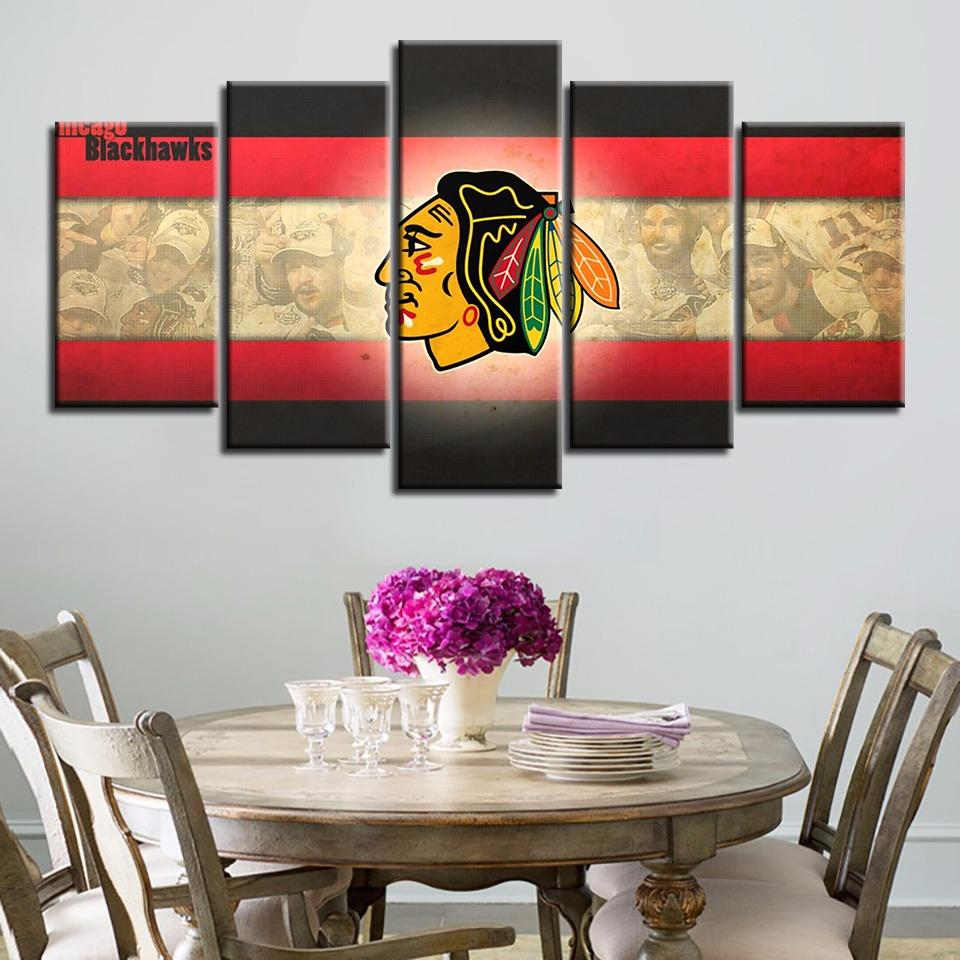 Chicago Blackhawks 1 Ice Hockey - It Make Your Day