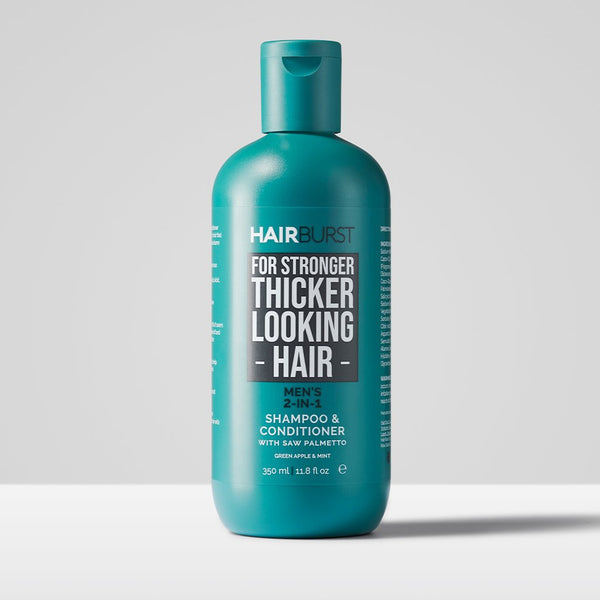 Mens Shampoo & Conditioner 2-in-1