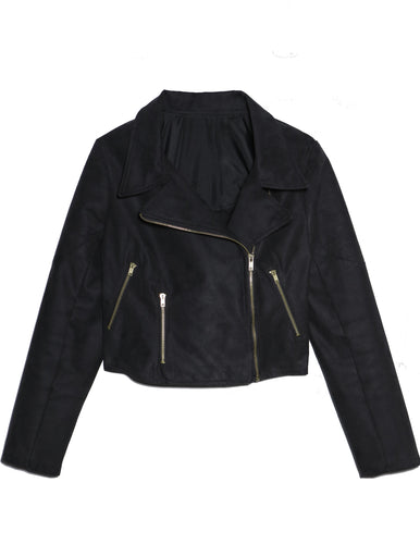 APPAREL/ Biker jacket
