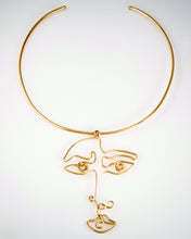 STABILE COLLECTION/ Stabile Face Choker