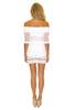 NW1177 - White Cotton Skort