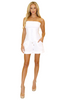 NW1092 - White Cotton Romper