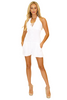 NW1224 - White Cotton Romper