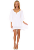 NW1246 - White Cotton Cover-Up