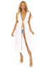 NW1309 - White Cotton Cover-Up