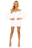 NW1311 - White Cotton Romper