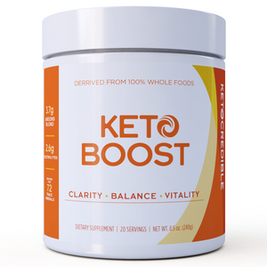 Limited Time KetoCredible Boost Bundle Offer