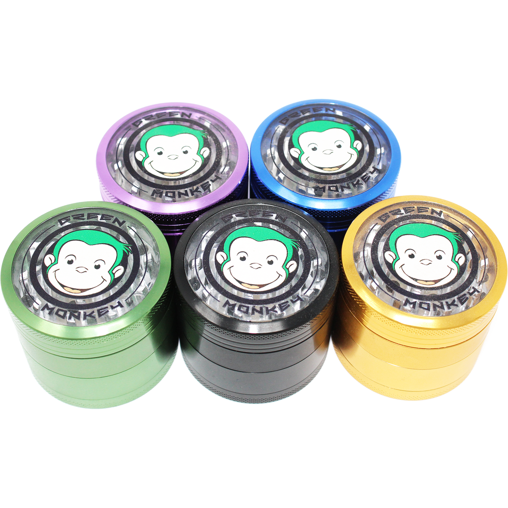 55mm Grinder Interchangeable Dispenser - The Source of All