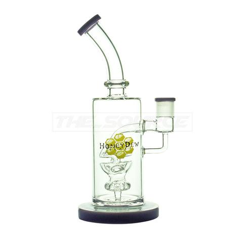 "10"" Showerhead Perc to Faberge Perc Water Pipe - The Source of All"