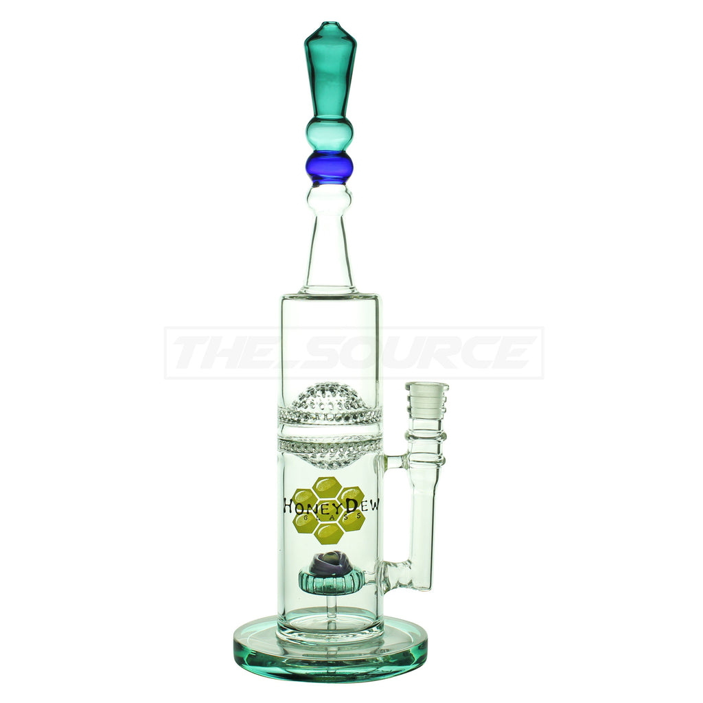 Eye Ball Showerhead Perc to Dual Honeycomb Perc - The Source of All