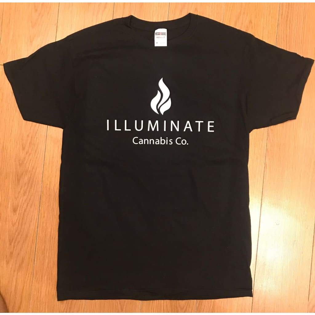 Illuminate Cannabis Co. Smoking Accessories Illuminate Cannabis T Shirt (5-pack)