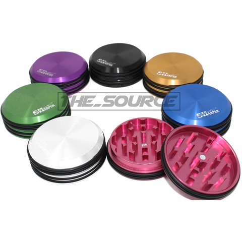 "Sharper 2 Piece Grinder 2.5"" - The Source of All"