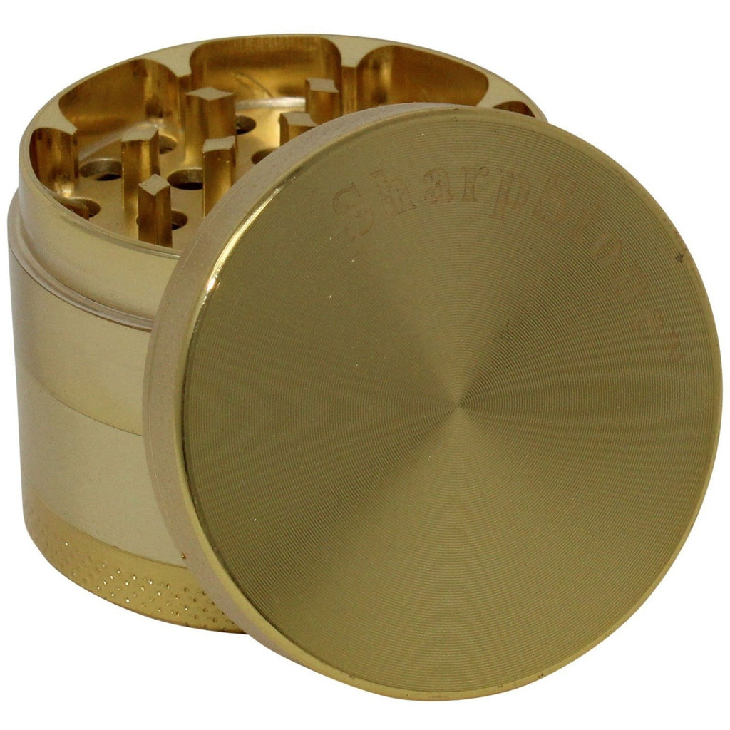 Gold SharpStone Grinder 40MM - The Source of All