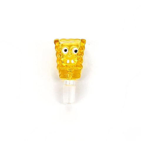 Smokerolla Smoking Accessories 14mm Male Spongebob Squarepants Glass Bowl