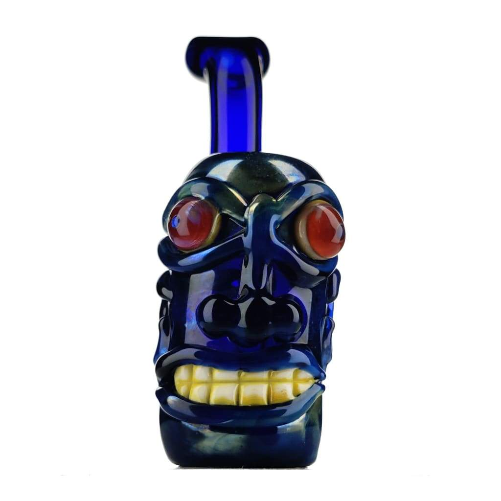 Smokerollla Hand Pipes Monster Head Boro Bubbler
