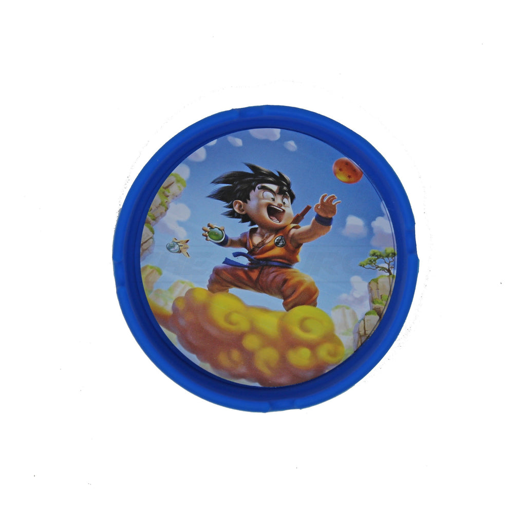 "4"" DBZ Silicone Ash Tray - The Source of All"