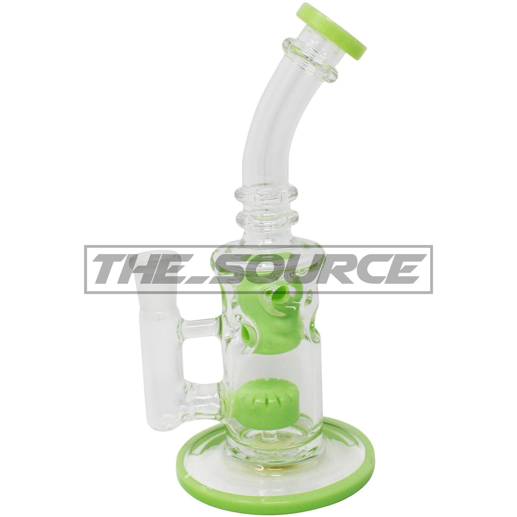 "8"" Lime Green Shower Head Percolator - The Source of All"