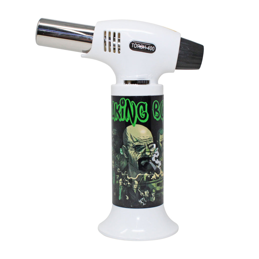 Breaking Bongs Butane Torch - The Source of All