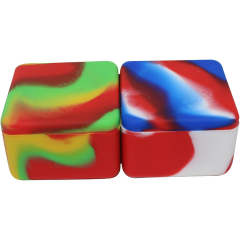 "Cube Silicone Container 2.5"" - The Source of All"