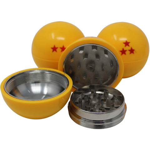 DBZ Ball Grinder - The Source of All