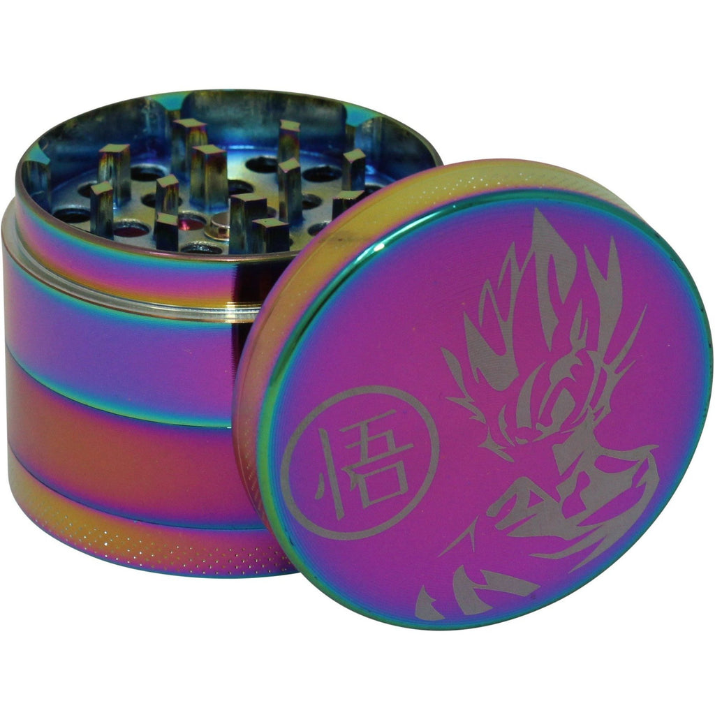 "DBZ Grinder 2"" - The Source of All"