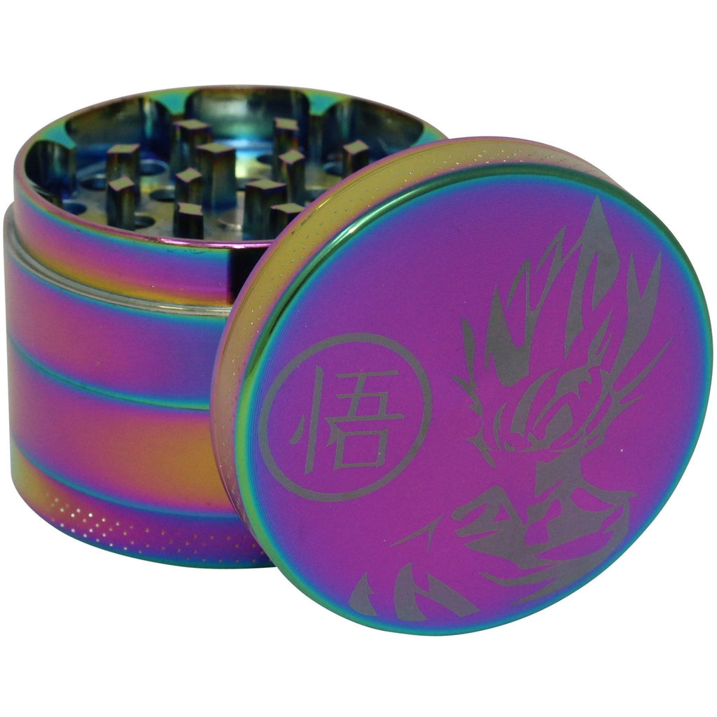 "DBZ Grinder 2.2"" - The Source of All"
