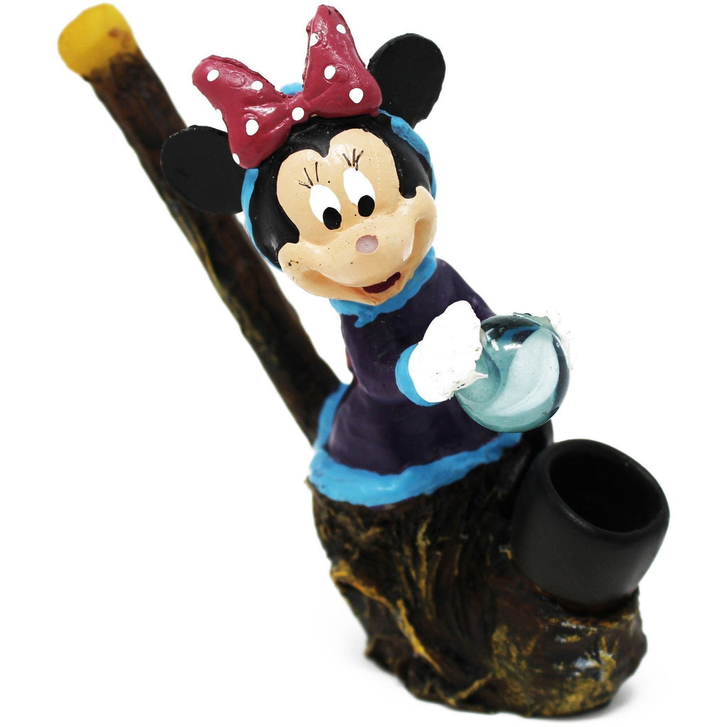 Girl Mouse Resin Pipe - The Source of All