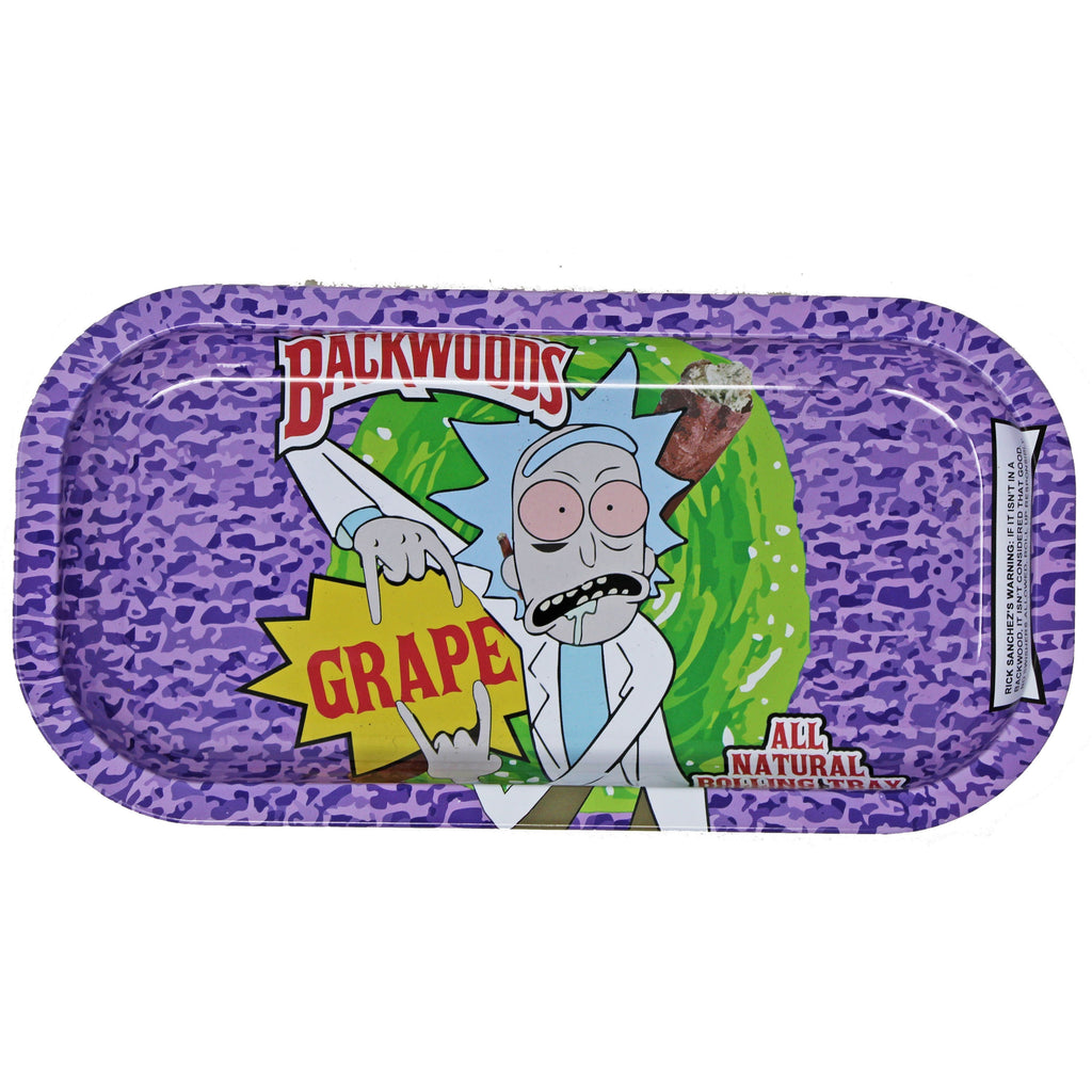 Grape Ricky Rolling Tray - The Source of All