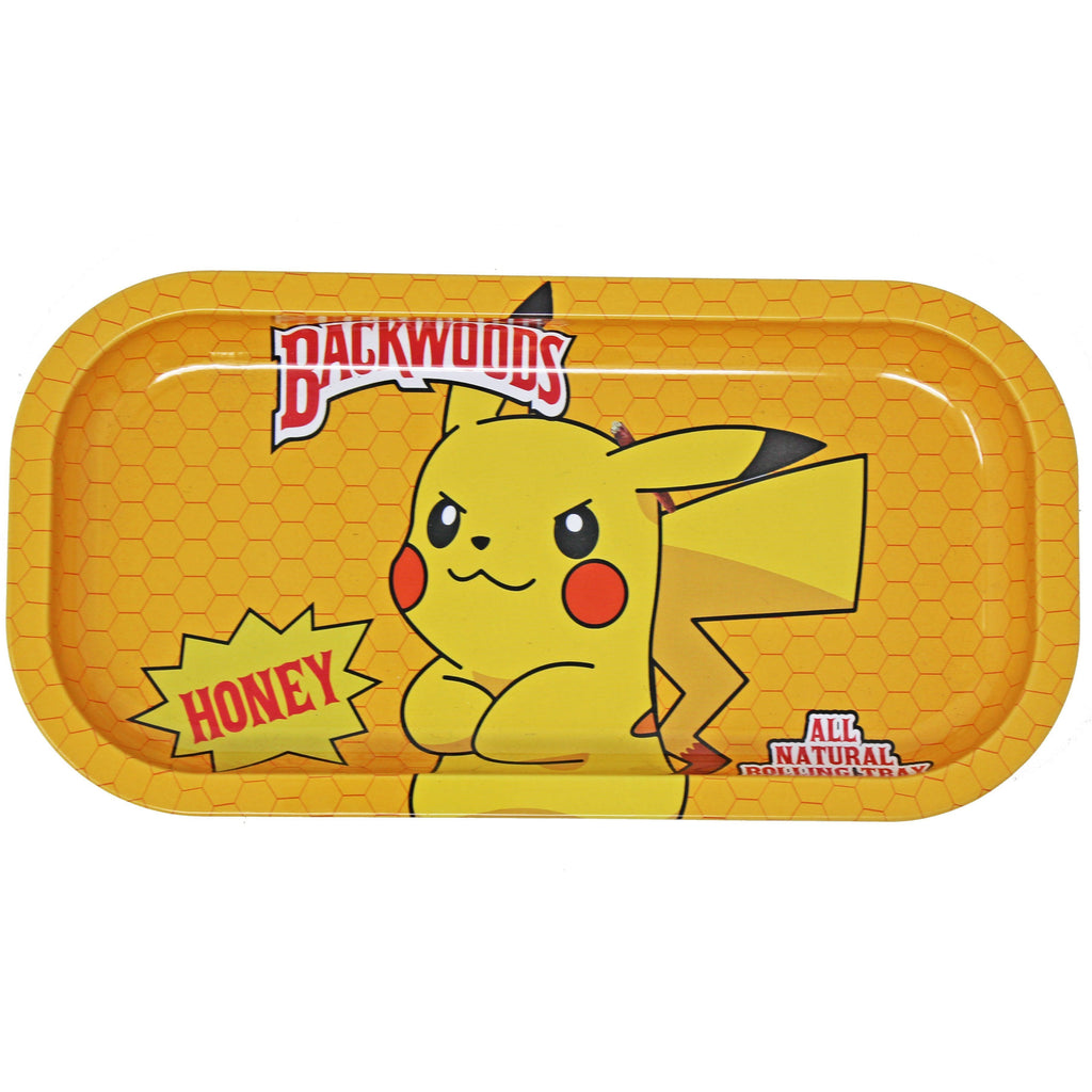 The Source of All Honey Pika Rolling Tray
