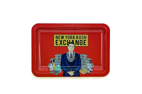 The Source of All Ny Kush Exchange Rolling TRay