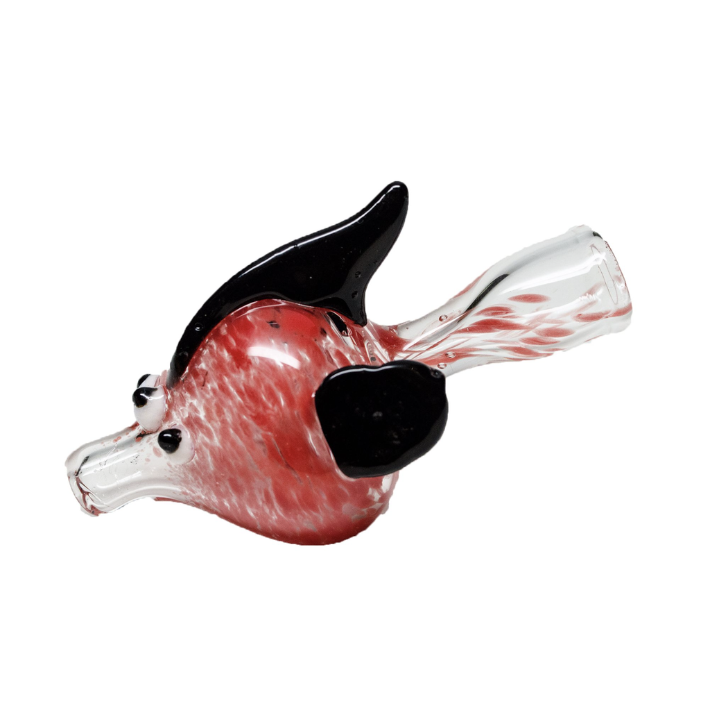 "3.5"" Blowfish Chillum - The Source of All"