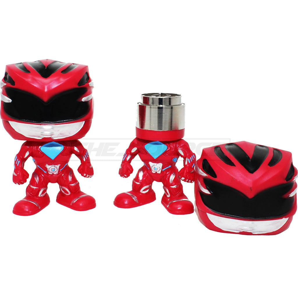 The Source of All Red Ranger Grinder