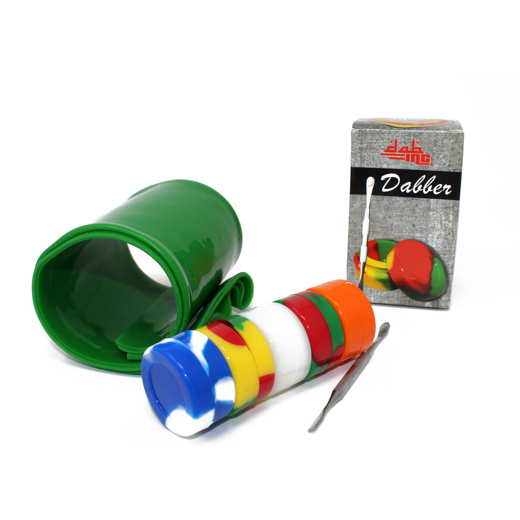 The Source of All Silicone Dabber Kit
