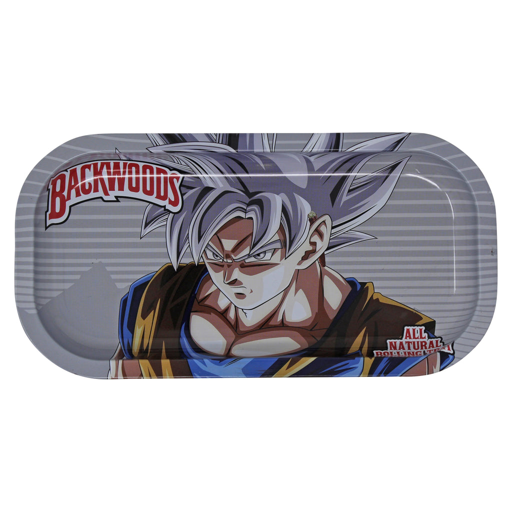 The Source of All Silver DBZ Rolling Tray