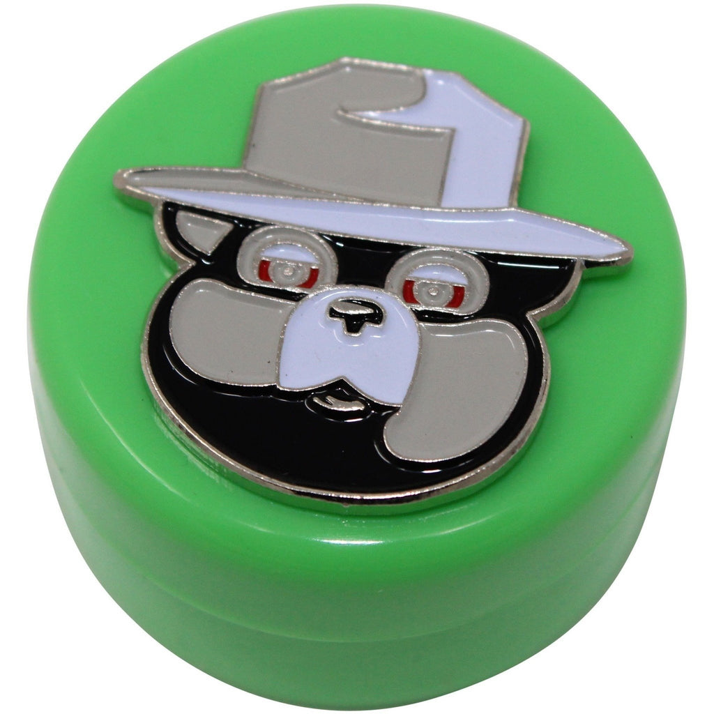 The Source of All Smokeyz Bear 3ml Silicone Container