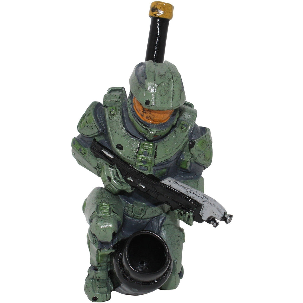 The Source of All Soldier Resin Pipe