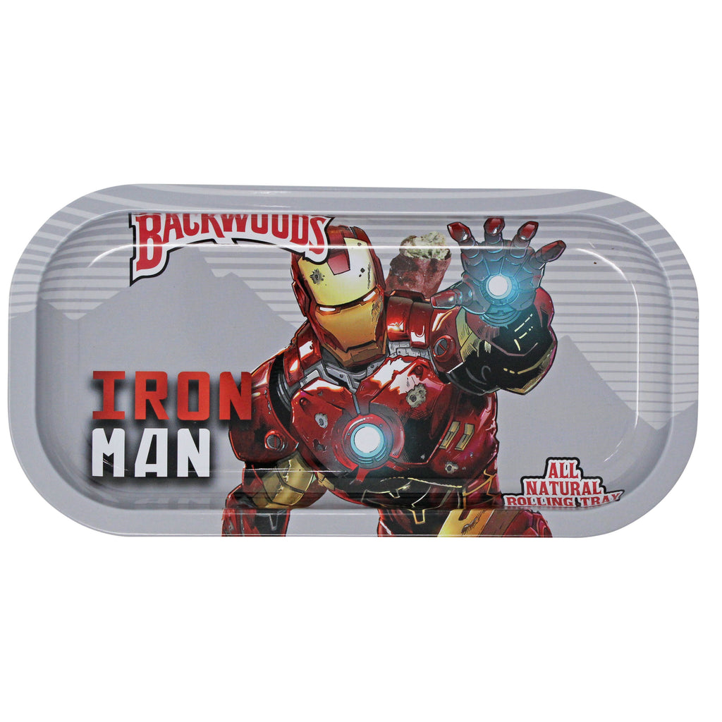 The Source of All Strong Man Rolling Tray