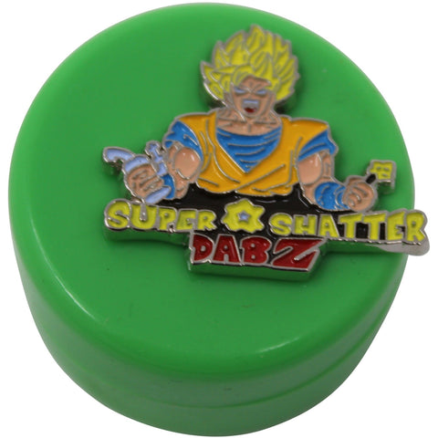The Source of All Super Shatter 3ml Silicone Container