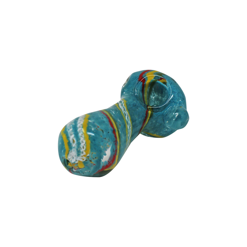 Continuous Stripe Glass Pipe - The Source of All