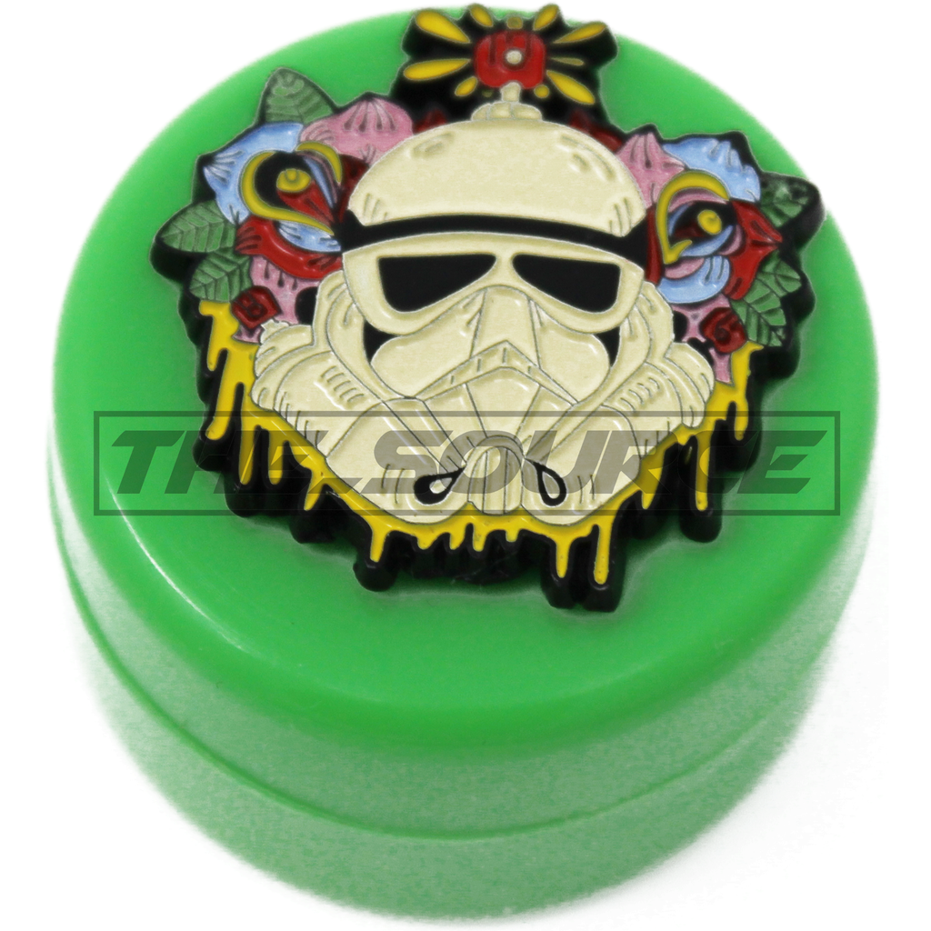 The Source of All Trooper 3ml Silicone Container