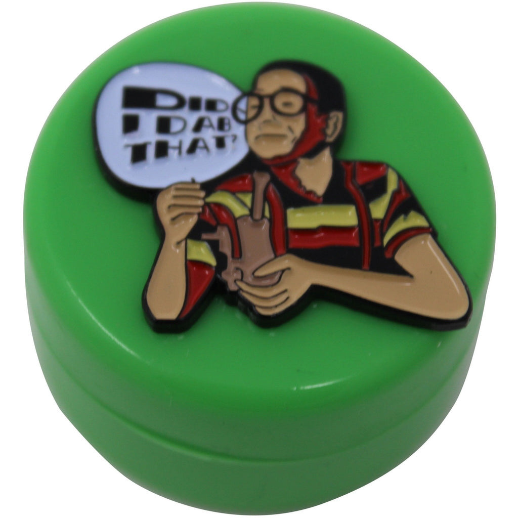 The Source of All Urkel 3ml Silicone Container