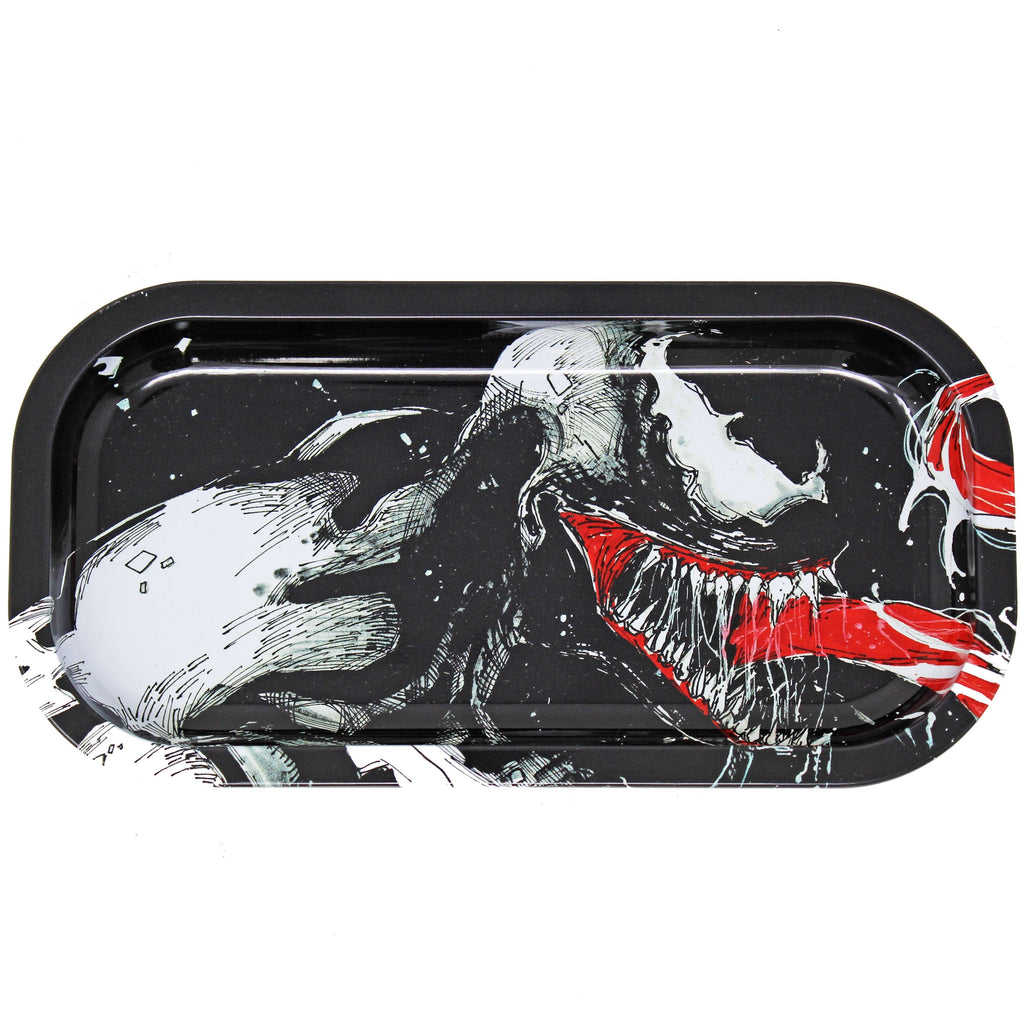 The Source of All Venom Rolling Tray