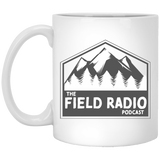 Field Radio 11 oz. White Mug