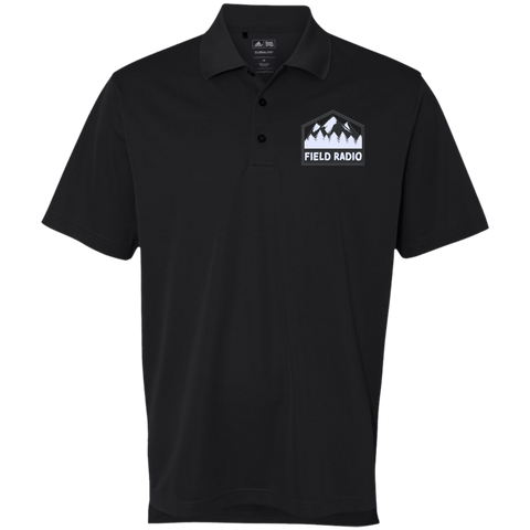 Field Radio Adidas Golf ClimaLite Basic Performance Pique Polo