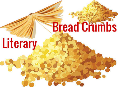 Literary  Bread Crumbs (add-on feature)