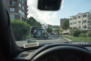 How Head-Up Displays Utilize Optically Collimated Images