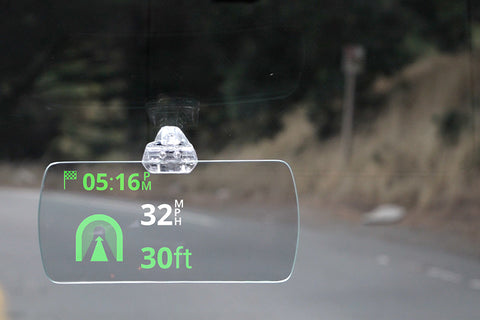 navigation-head-up-display