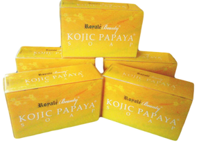 Royale Kojic Papaya Soap