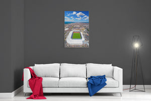 This Is Bloomfield Road - Ready To Hang Canvas